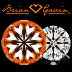 "Brian Gavin Signature vs ""other"" Signature Diamonds:"