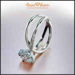 4 Types of Solitaire Diamond Engagement Rings