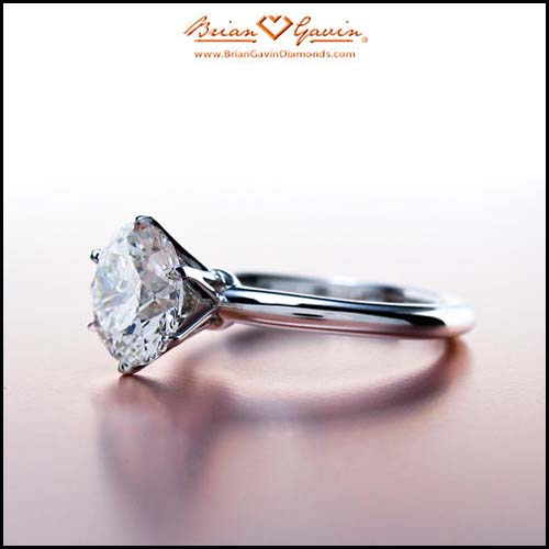 e ring square pid classic engagement rings radiant diamond carat with style white gold solitaire