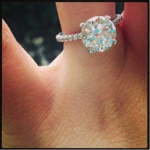 Jamie Lynn Spears' Diamond Engagement Ring
