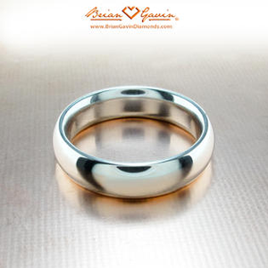 How to Choose a Mens Wedding Band