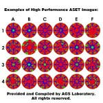 Differences in ASET Images for High Performance Diamonds
