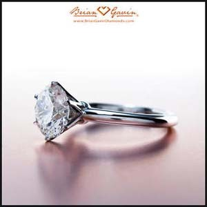 classic-style-half-round-solitaire-engagement-ring