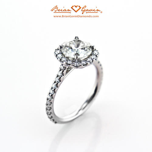14k versus 18k yellow gold engagement ring · Is 14k white gold or 18k white  gold best for e-ring?