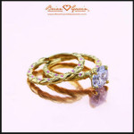 The Brian Gavin Lace Solitaire