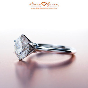 What Is A Half Round Diamond Knife Edge Ring