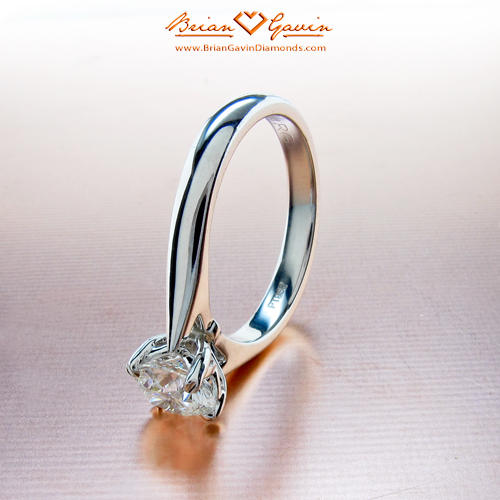 classic simple white style engagement rings who band solitaire for girls gold diamond love pin round more see