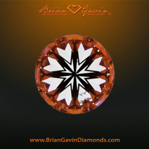 How to view hearts patterns in Hearts and Arrows diamonds
