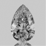 What to look for in a pear shape diamond