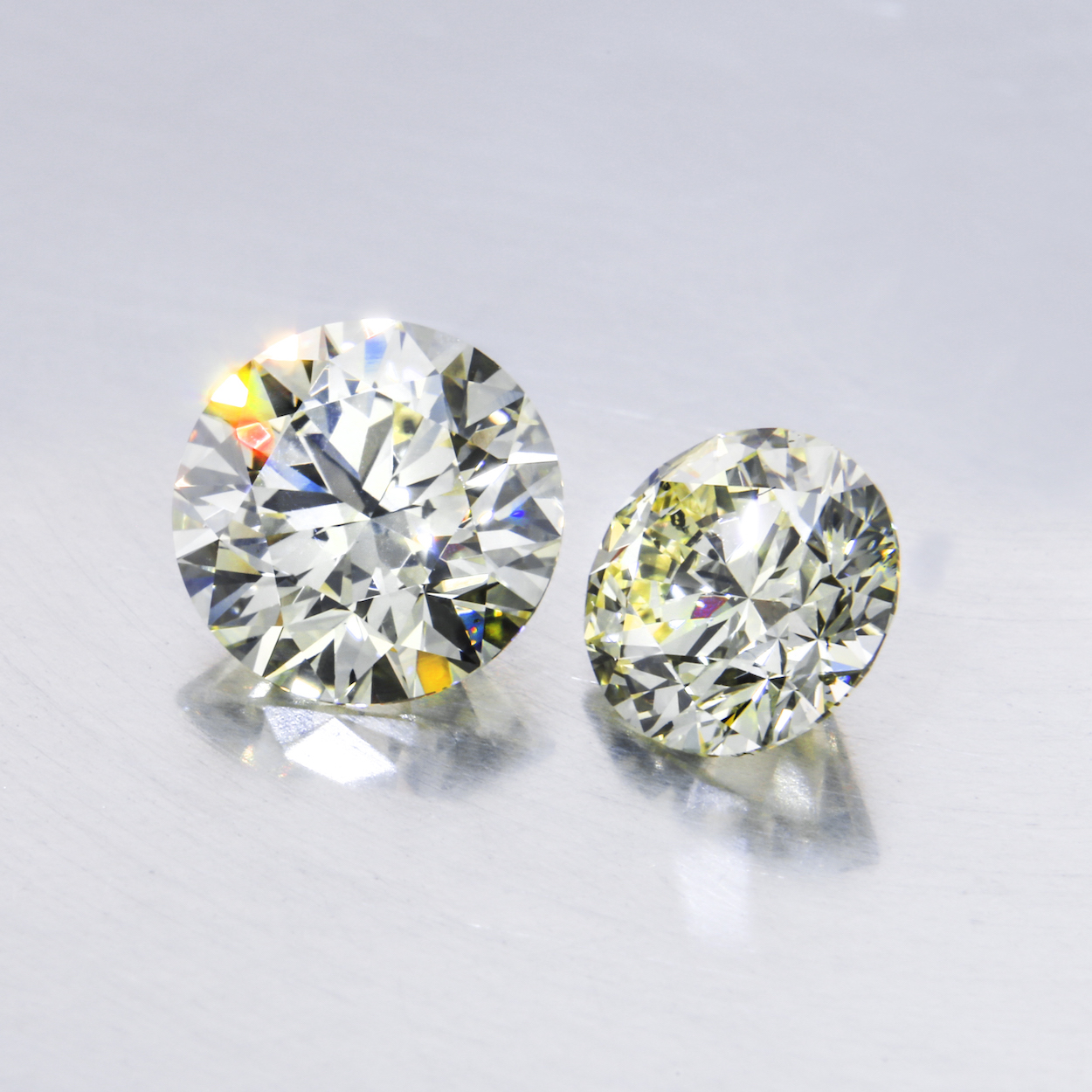 e to color revealed detailed diamond click answers with comparisons photos grade here by comparison side