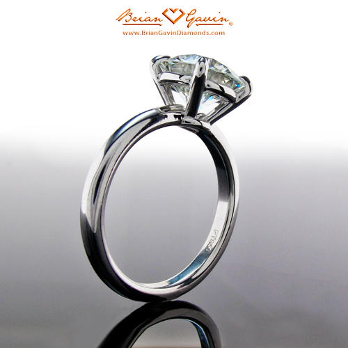 Martini Setting Engagement Rings