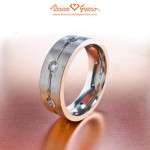 same sex wedding ring sets for men connect - Same Sex Wedding Rings