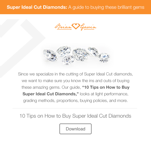 Super Ideal Cut Diamonds Buying Guide