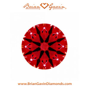 hearts and arrows diamond ideal scope image