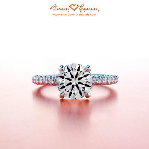 Can I buy an engagement ring from you without a stone