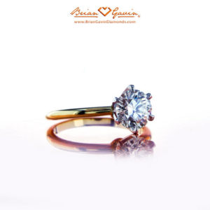 Engagement Rings with Thin Bands