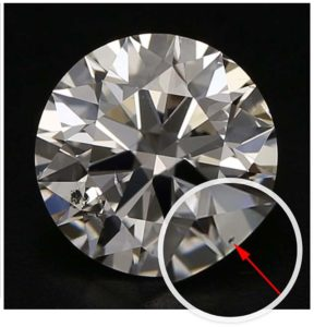 should i avoid diamonds with cavity inclusions
