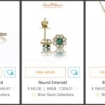 Buyers Guide: Green Emerald Rings, Pendants & Earrings