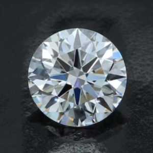 photograph example of internally flawless IF clarity grade diamond