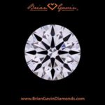 Do hearts and arrows diamonds look bigger than non-ideal cut rounds?