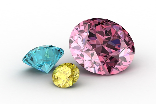 fancy is one a color of kind diamonds only colored diamond