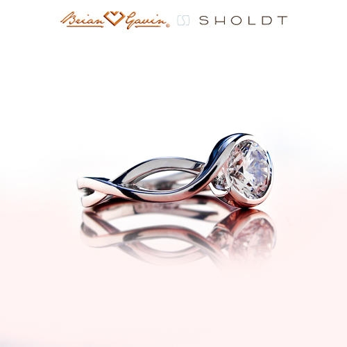 engagement ring tips for a bohemian bride - Bohemian Wedding Rings
